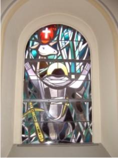 Kapelle_Hubertus Fenster